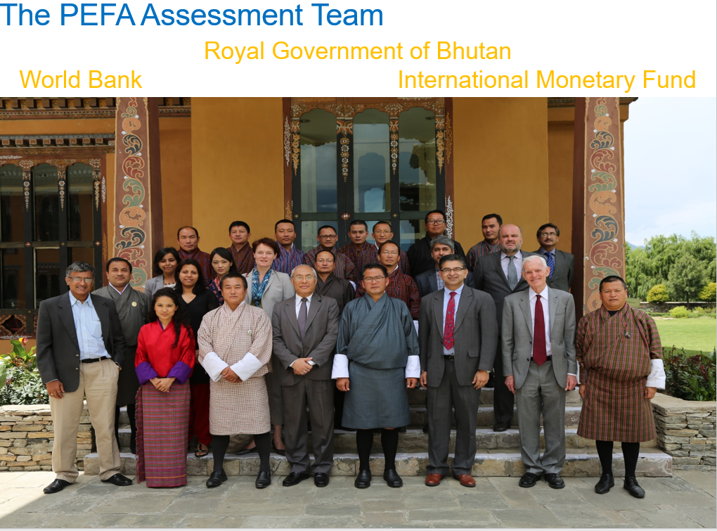 Bhutan Assessment Team