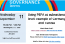 Examples of PEFA in Germany and Tunisia