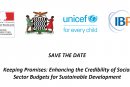 Enhancing the Credibility of Social Sector Budgets for Sustainable Development