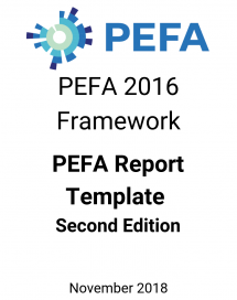 PEFA Report Template (Second Edition)